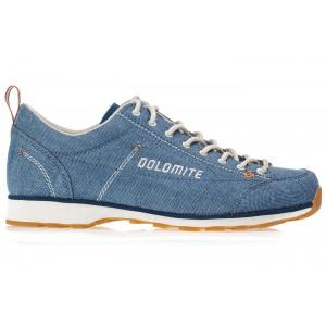 Ботинки женские Dolomite Cinquantaquattro Lh Canvas Denim Blue/Canapa Beige